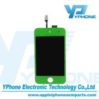 Buy cheap 960×640 Pixel Colorful Cell Phone LCD Screen Replacement For iPod touch 4 Gen Green Screen from wholesalers