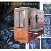 Buy cheap Lazer Engraving Machine For Jean Pants from wholesalers