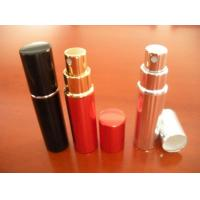 Buy cheap Professional 20mm Aluminum Fragrance Sprayer Pump / Perfume Bottle Atomizer AM-CGB from wholesalers