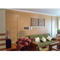 Buy cheap Waterproof Economic Interior Wall Paneling / UPVC Profiles For Decoration from wholesalers