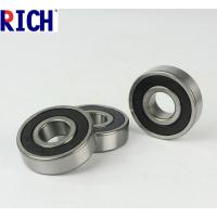 Buy cheap Chrome Steel Car Engine Bearings Ball Bearing 6205 ZZ / 2RS Seals Type from wholesalers