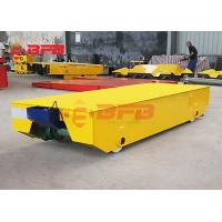 Buy cheap Electric Rail Freight Transport Battery Transfer Cart Heavy Duty Aluminum Product from wholesalers