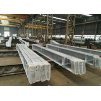 Buy cheap Fast Construction Industrial Steel Frame Buildings , Durable Steel Frame Office Building from wholesalers