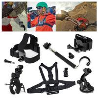 Buy cheap For Gopro Accessories Kit, 11 in 1 Sports Camera Accessories for Gopro Hero 4 3+ 3 2 1 from wholesalers