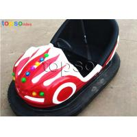 Buy cheap Vintage Electric Bumper Cars / DC24V Battery Bumper Cars  Low Voltage product