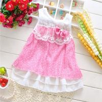 Buy cheap Vintage Lace Flower Dresses Country Flower Girls Dress Rustic Ivory Lace Dresses from wholesalers