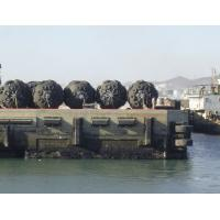 Buy cheap Synthetic-tire-cord Layer Marine Rubber Fenders for Large Tankers from wholesalers