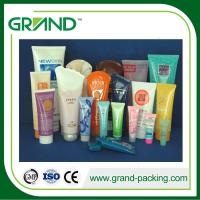 Buy cheap Hand Cream Semi Automatic Tube Filling And Sealing Machine , Plastic Tube from wholesalers
