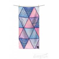 Buy cheap Quick Drying Lightweight Fast Dry Printed Microfiber Beach Towel For Travel from wholesalers