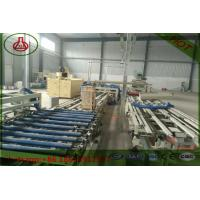 Buy cheap Prefab House Exterior Fiber Cement Board Production Line Light Weight from wholesalers