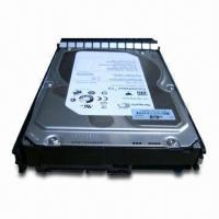 Buy cheap 500GB 3G 7.2K 2.5-inch SATA Hard Disk Drive for HP, Supports Native Command Queuing from wholesalers