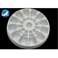 Buy cheap Plastic Vacuum Forming Plastic Process  PVC Clear And White  Blister Packaging Tray from wholesalers