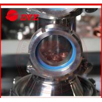 Buy cheap Home Distilling Equipment For Milk , Stainless Steel Reflux Column from wholesalers