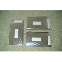 Buy cheap Aluminum Foil Metallic Bubble Mailers Silver 10.5 X 16 #5 Strong Flexibility from wholesalers