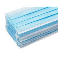 Buy cheap Dust Proof 3 Ply Non Woven Face Mask Disposable With Excellent Performance from wholesalers