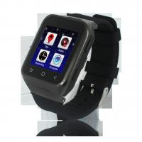 Buy cheap 3G Smart Bluetooth Watch Bracelet Android Sim Card Insert GPS Track from wholesalers