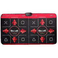 Buy cheap Red USB Game Duet Plug And Play Dance Mat / Pad , Thickness 8mm from wholesalers