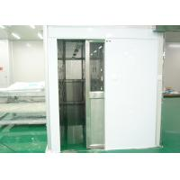 Buy cheap S SERIES Personnel Entry Cleanroom Air Shower With 22-25m/S Wind Speed from wholesalers