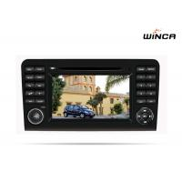 Buy cheap Full Touch Screen Benz DVD Player For Benz ML Class Rohm BD37534 Audio Processing from wholesalers