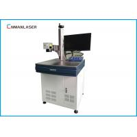 Buy cheap Ezcad Software 20w Desktop Fiber Laser Marking Machine System For Gold Silver Copper Brass from wholesalers