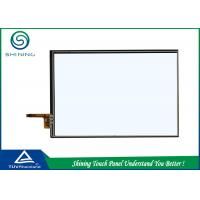 Buy cheap Analog Resistive POS Computer Touch Screen /  LCD Touchscreen ITO Film To Glass Structure from wholesalers