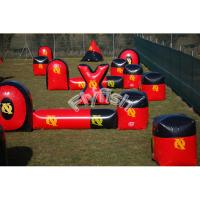 Buy cheap inflatable paintball arena from wholesalers