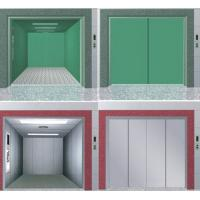 Buy cheap 0.25-1.5m/s Industrial Elevator Lift with 1000kg Load Capacity from wholesalers