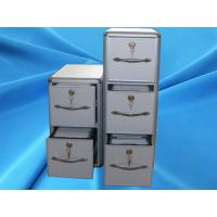 Buy cheap Aluminum CD DVD Storage Case With Drawer from wholesalers