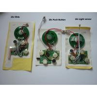 Buy cheap Sound module for greeting cards.postcards,Recordable sound chip,voice module from wholesalers