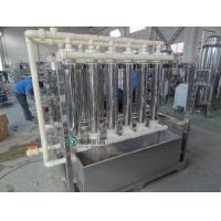 Buy cheap Ectric Drinking Water Purifying Machine , 8 Tons Water Purify Plant from wholesalers