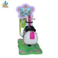 Buy cheap Coin Operated Game Machine Horse Swing Machine Kiddie Rides CE Certificate from wholesalers