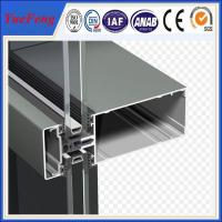 Buy cheap New! china construction aluminum extrusion, curtain wall aluminium profiles from wholesalers
