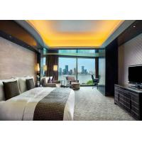 Buy cheap Customized Modern Hotel Bedroom Furniture Sets With Fire-Proof Foam from wholesalers