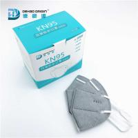 Buy cheap 3D Foldable 95% Hypoallergenic Particulate Filter Mask from wholesalers