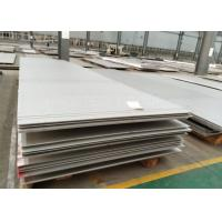 Buy cheap SUS316L JIG G4304 Stainless Steel Hot Rolled Plate , 2000mm Width Metal Steel Plate from wholesalers