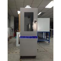 LOI Automatic Fire Testing Equipment , Oxygen Index Test ISO4589-2 Standard