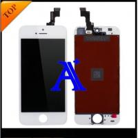 China AAA LCD screen with digitizer assembly for iphone 5s, lcd screen for replacement iphone 5s lcd display on sale