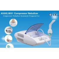 Buy cheap nebulizer ,air compressor nebulizer, 2 safety fuse on motor and power cord for more safety,powerful and silent A500LA from wholesalers