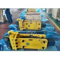 Excavator Hydraulic Rock Hammer Quartering Breaker For Mini Excavator SUMITOMO