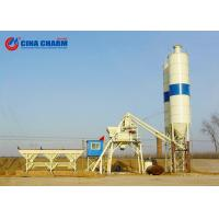 Buy cheap HZS25 cement plant concrete concrete mixing plant Wet ready mix concrete batching plant with PLD800 batching machine from wholesalers