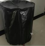 Buy cheap Greenhouse PVC Garden Rain Barrels , Collapsible Plastic Water Barrels 150L from wholesalers