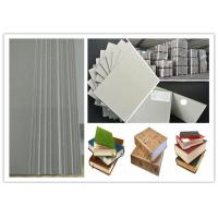 Buy cheap 1100gsm Mixed Pulp Grade A Grey Board for Printing Industry / Stationery from wholesalers