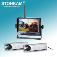 Buy cheap 5 inches 2.4 GHz digital wireless rear view system from wholesalers