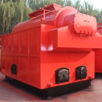 Buy cheap 2 Tons Steam Boiler Wood Pellet & Wood Chip Biomass Steam Boiler from wholesalers