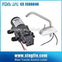 Buy cheap Singflo12v 6L/Min electric small water heater booster pump from wholesalers