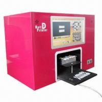 Buy cheap Multifunction Nail Printer Machine with Built-in PC Touch Screen from wholesalers