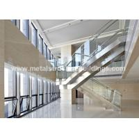 Buy cheap CE certified red / muller steel building by S355 for Sudan market from wholesalers