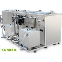 Buy cheap 28Khz Engine Cylinder Head Ultrasonic Washing Machine With Oil Catch Can from wholesalers