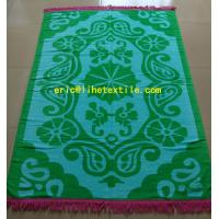 Buy cheap printed beach towel 30X60'' gsm 400 from wholesalers