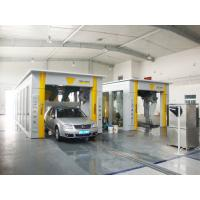 Buy cheap Automatic Tunnel Car Wash System with germany brush without hurting car paint from wholesalers